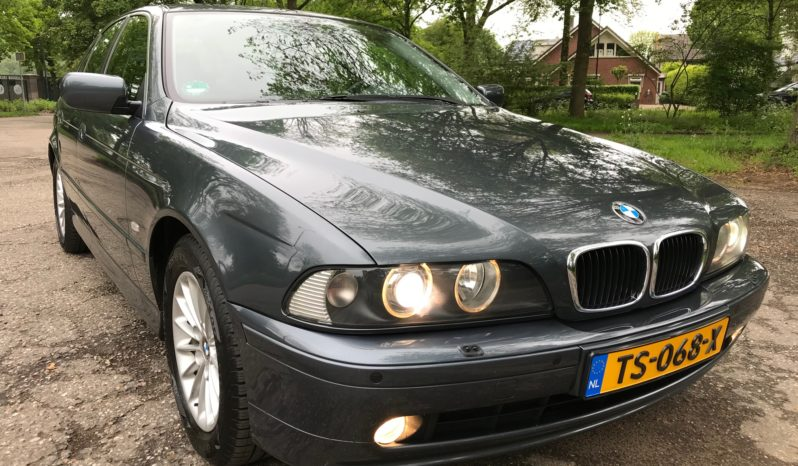 BMW 520i Executive – 2001 full