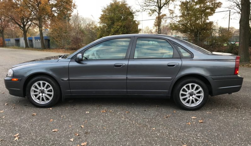 Volvo S80 2.4 Turbo Dynamic – 2003 vol
