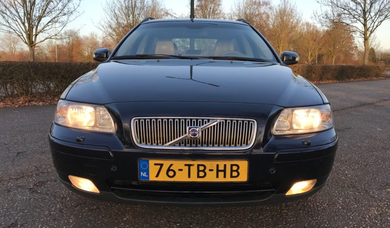 Volvo V70 2.4 Edition II – 2006 vol
