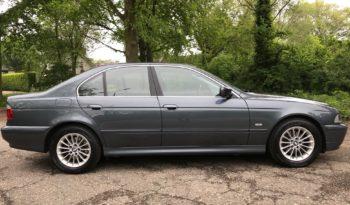 BMW 520i Executive – 2001 vol