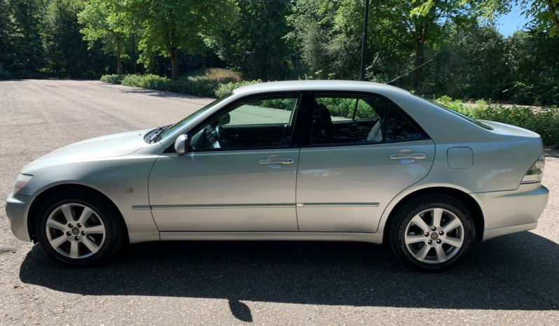 Lexus IS200 Business – 2002 vol
