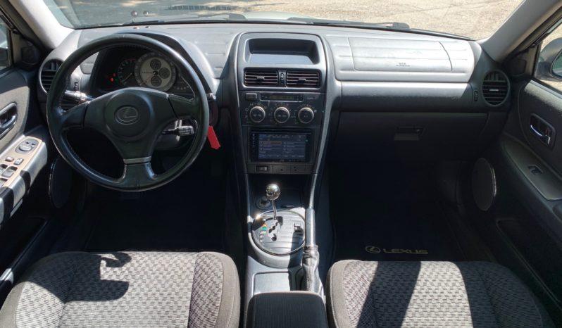 Lexus IS 200 Business – 2002 vol