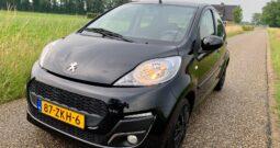 Peugeot 107 1.0-12v Active – 2013