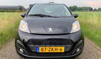 Peugeot 107 1.0-12v Active – 2013 vol