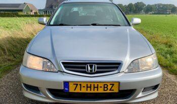 Honda Accord 1.8 – 2001 vol
